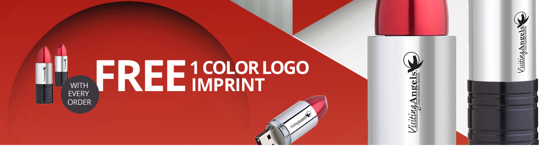 1 Color Specialist - Free 1 color logo imprint with every order